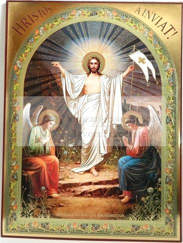 Icoana invierea Domnului