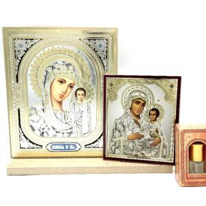 Set icoane sfintite Maica Domnului