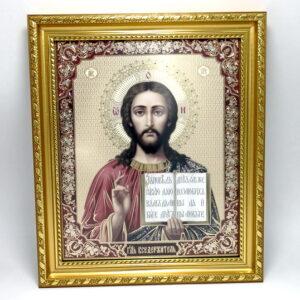Icoana Iisus binecuvantand