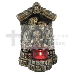 candela Sfanta Familie