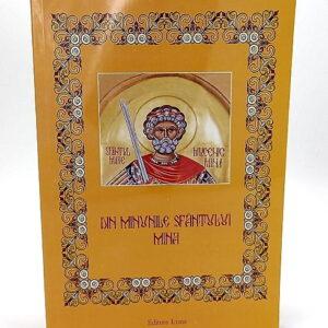Carte Ortodoxa din Minunile Sfantului Mina