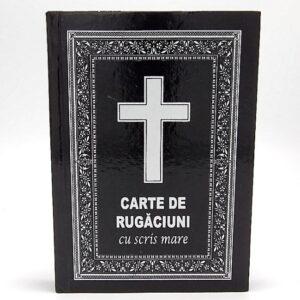 Carte de rugaciuni cartonata cu scris mare